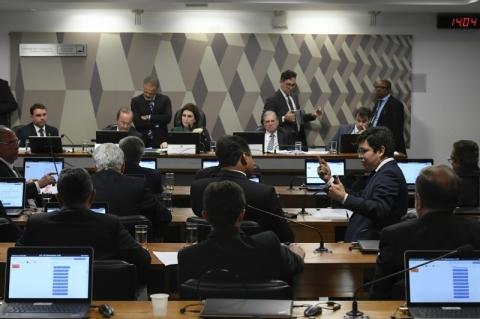 CCJ do Senado aprova PEC paralela por 20 votos favoráveis e 5 contrários