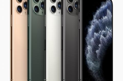 Novos iPhones têm evolução em bateria, display e câmera