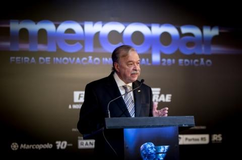 Inovação pauta discursos na abertura da 28ª Mercopar