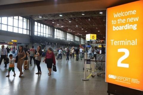 Donas de aeroportos pedem renegociação e governo resiste