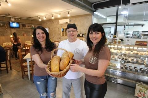 Padaria aposta em fermentação natural