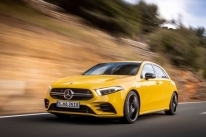 AMG A 35 4Matic é o hatch invocado da Mercedes-Benz