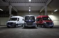 Mercedes-Benz Sprinter dá salto tecnológico em nova geração