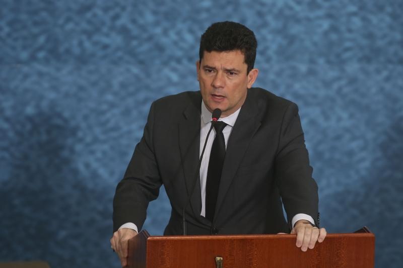 Pacote reúne parte da proposta apresentada pelo ministro da Justiça Sergio Moro