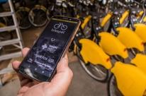 Serviço de compartilhamento de bicicletas começa a operar