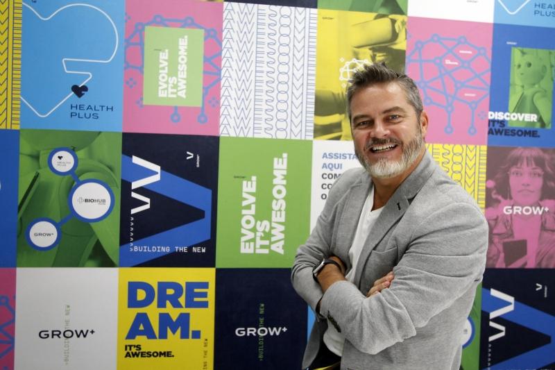 Paulo Beck é cofundador e CEO da Grow, uma das principais aceleradoras e gestoras de investimentos do Brasil