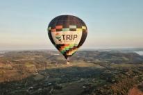 Turistas poderão conhecer Vale dos Vinhedos em passeio de balão