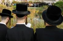 Judeus zeram pecados em cerimônia tashlich