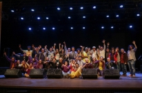 Final do Festival de Porto Alegre celebra mistura de gerações, estilos e expressões