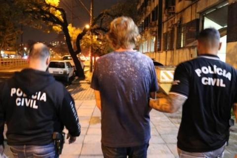 Suspeito de jogar ácido em pessoas na Zona Sul de Porto Alegre é preso em Curitiba