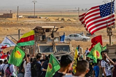Donald Trump dá aval à ação turca contra curdos na Síria