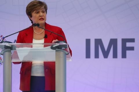 Para FMI, recuperação do mundo deverá ser 'parcial e desigual'