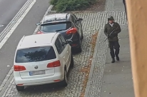 Ataque a tiros próximo a uma sinagoga deixa dois mortos na Alemanha