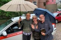 Escritor e taxista, Mauro Castro é o convidado do 'Café no Ling'