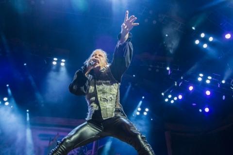 Com grande público, Iron Maiden faz show histórico em Porto Alegre