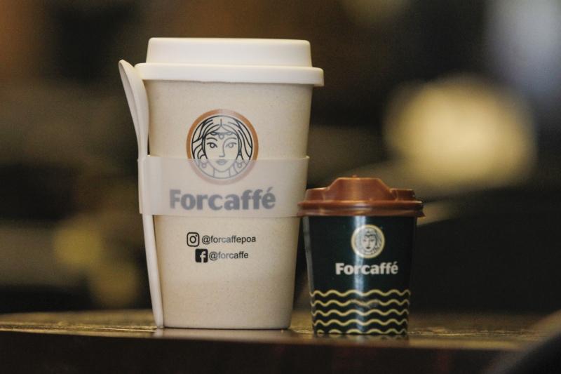 Pauta sobre negócios no Centro Histórico de Porto Alegre no Café no Forcaffe GE