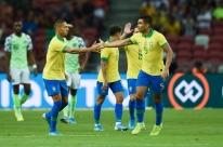 Seleção brasileira empata com Nigéria e chega a quatro jogos sem vencer
