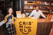 Casal lança franquia de empório gourmet