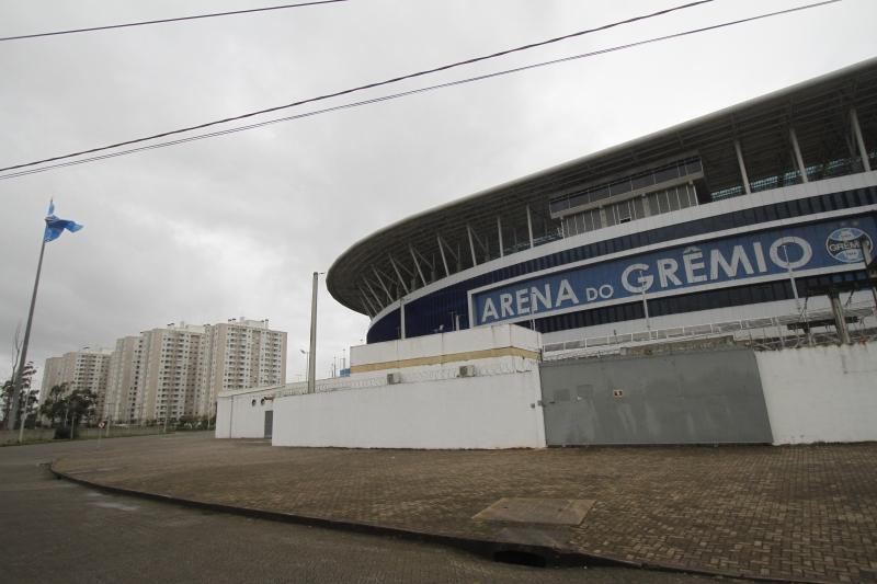 Proposta do Grêmio busca viabilizar obras do entorno da Arena e a antecipação da gestão