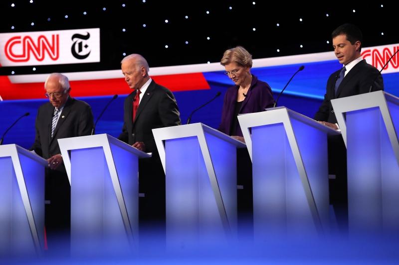 O coronavírus já afetou a campanha eleitoral americana