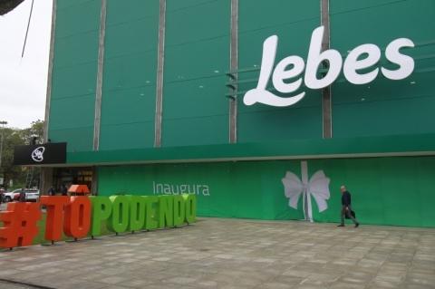 Lebes inaugura segunda Life Store em Porto Alegre