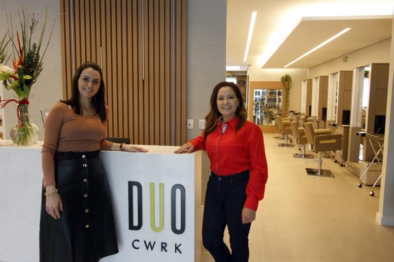 Fernanda e Luciana criaram espaço coletivo para mercado da beleza