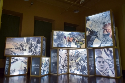 Mostra homenageia legado do ex-presidente JK