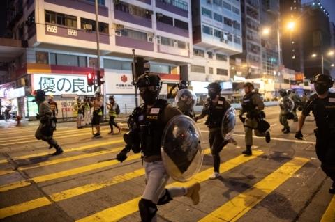 China nomeia encarregado da segurança em Hong Kong após aprovar nova lei