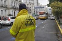 Faixas exclusivas tentam dar mais eficiência ao transporte público