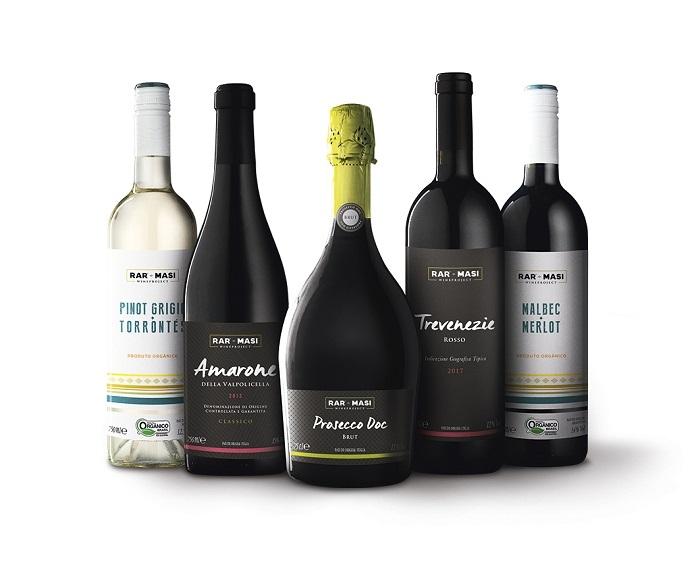 VIV GASTRONOMIA ADEGA - vinhos orgânicos são nova aposta da RAR, que já tem dois rótulos produzidos em parceria com vinícola italiana MASI FOTO 3 RAR Divulgação