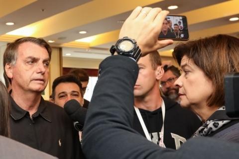 Bolsonaro anuncia a aliados saída do PSL e que trabalhará para criar novo partido
