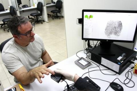 Recadastramento biométrico termina nesta quarta-feira em 22 cidades do Estado