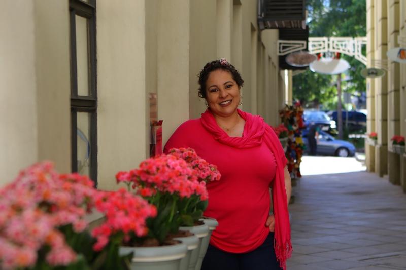 Durante o tratamento contra o câncer, Ana Paula recebeu todo o auxílio necessário da empresa onde trabalha.