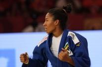 Ketleyn Quadros conquista bronze para o judô brasileiro no Grand Slam de Abu Dabi