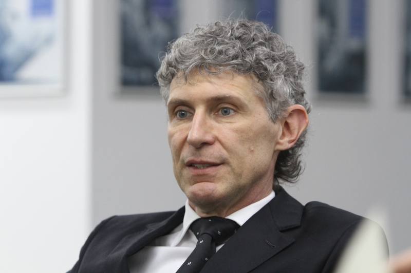 Fábio Roque Sbardellotto assume a presidência da entidade hoje