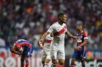 Após cancelamento de amistoso do Peru, Guerrero poderá defender Inter no domingo