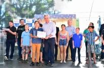 Projeto da prefeitura forma 136 agentes ambientais mirins