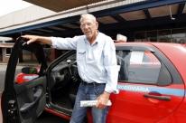 Taxistas de Porto Alegre aprovam o tráfego por faixas exclusivas