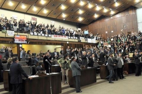 Deputados negam mudança no quadro do Judiciário
