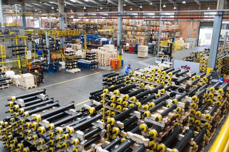 Em 2020, empresa inicia produção de cilindros para carretas agrícolas