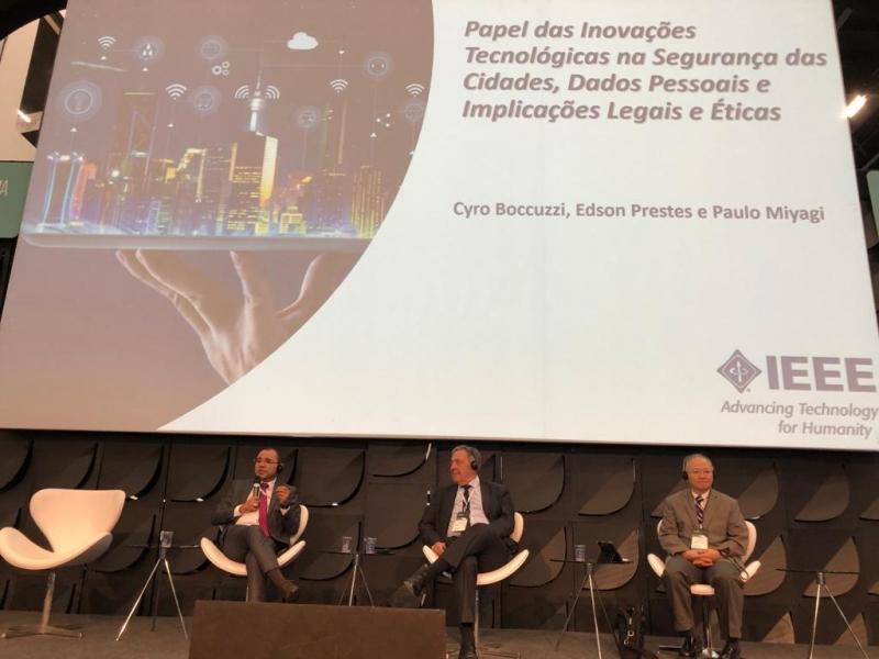 Modernização da rede de energia é um dos aspectos das cidades do futuro