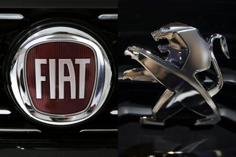 Fiat Chrysler anuncia fusão com Peugeot