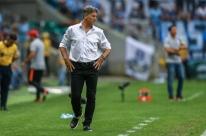 Renato enaltece a superioridade do Grêmio e afirma que foi barato o resultado