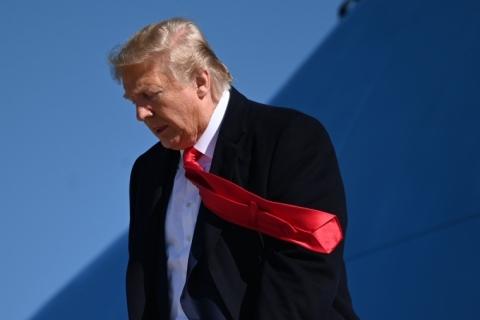 Impeachment de Trump tem apoio de 49% da população