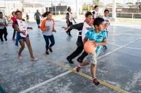 Projeto tira crianças do sedentarismo através do esporte