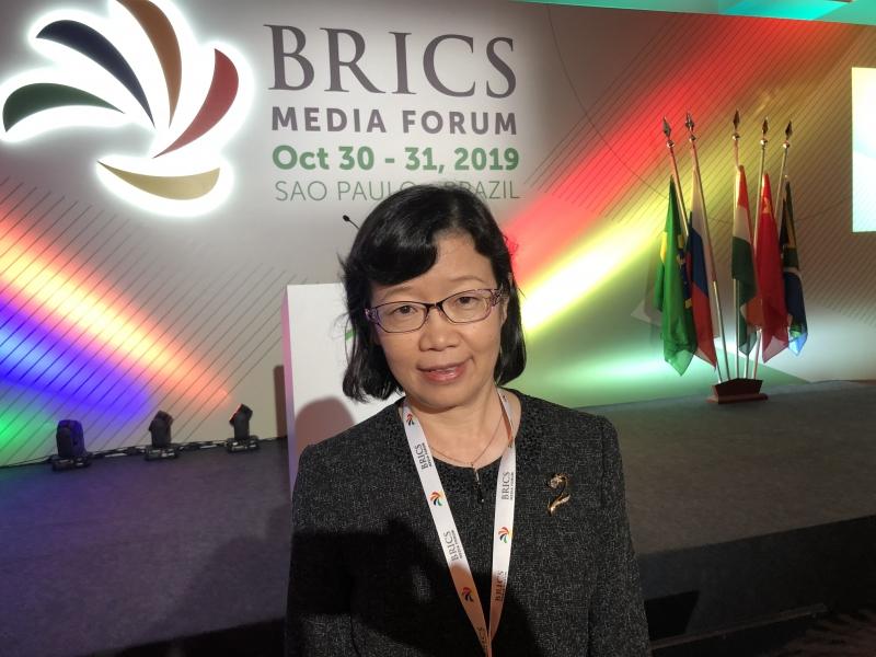 Cônsul Chen Peijie, responsável pela Região Sul, quer visitar o Estado