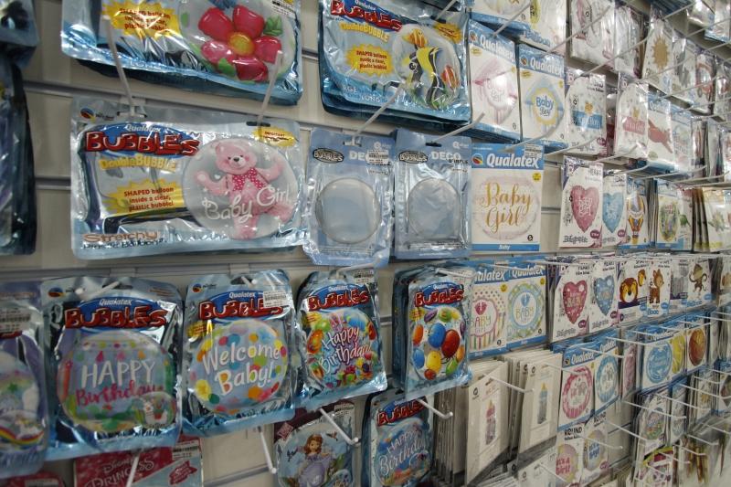 Porto Alegre recebe a maior loja de balões do Brasil.