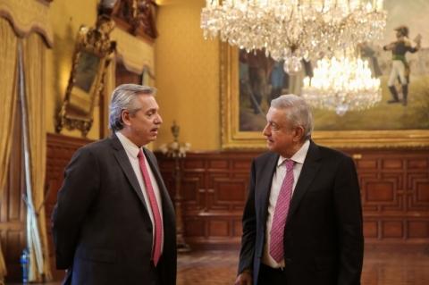 Fernández diz que promoverá políticas progressistas na Argentina