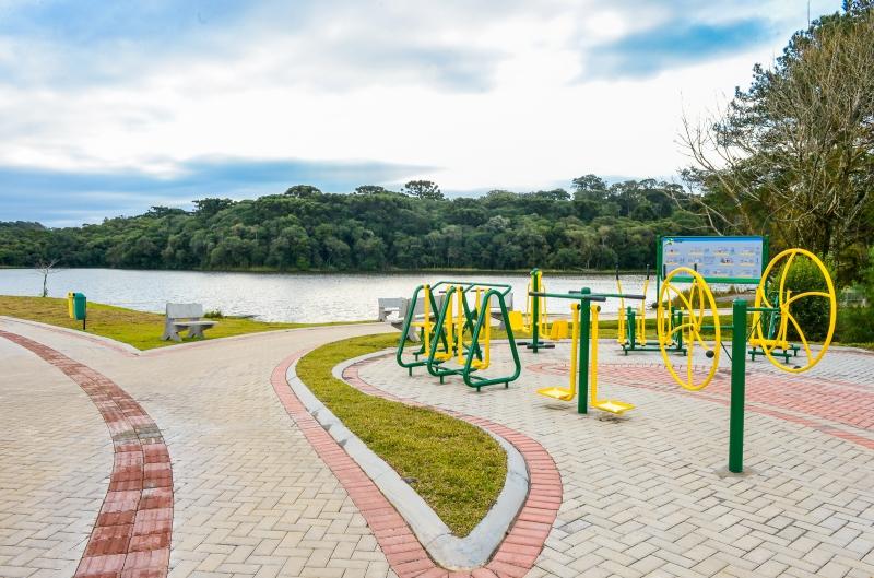 Investimento de R$ 5 milhões contempla academia ao ar livre e área para realização de cerimônia de batismo
