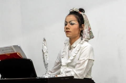 Capital recebe sessão única de espetáculo com obra de Chiquinha Gonzaga